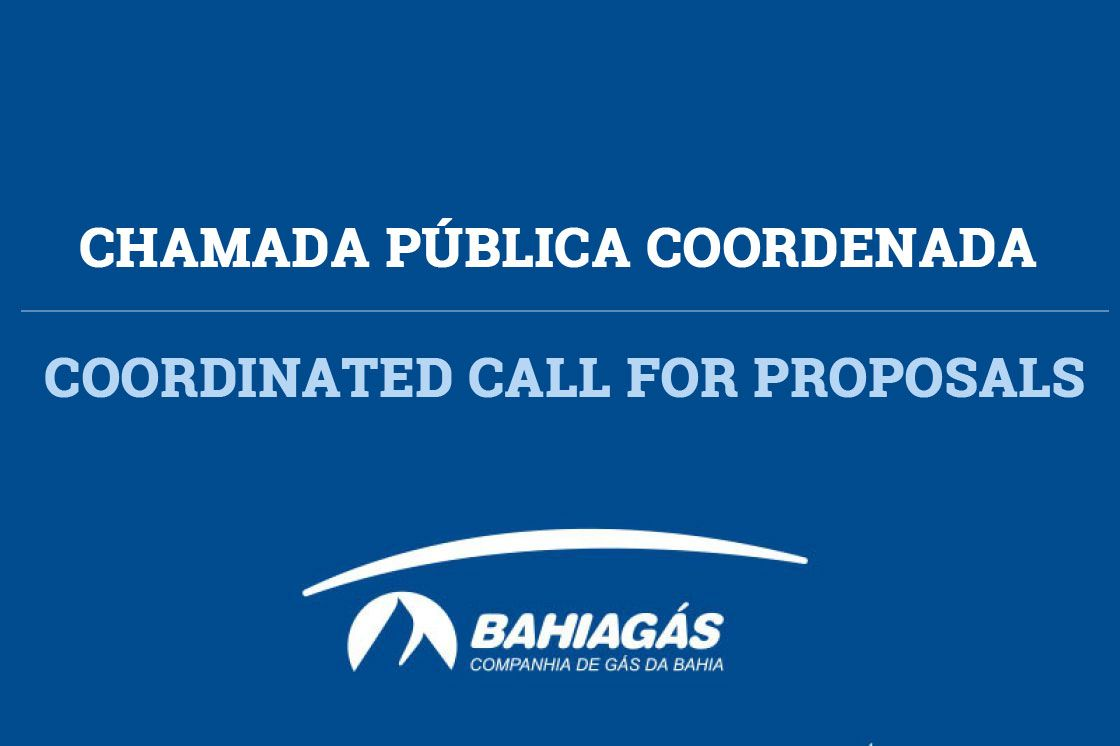Chamada Pública Coordenada / Coordinated Call For Proposals